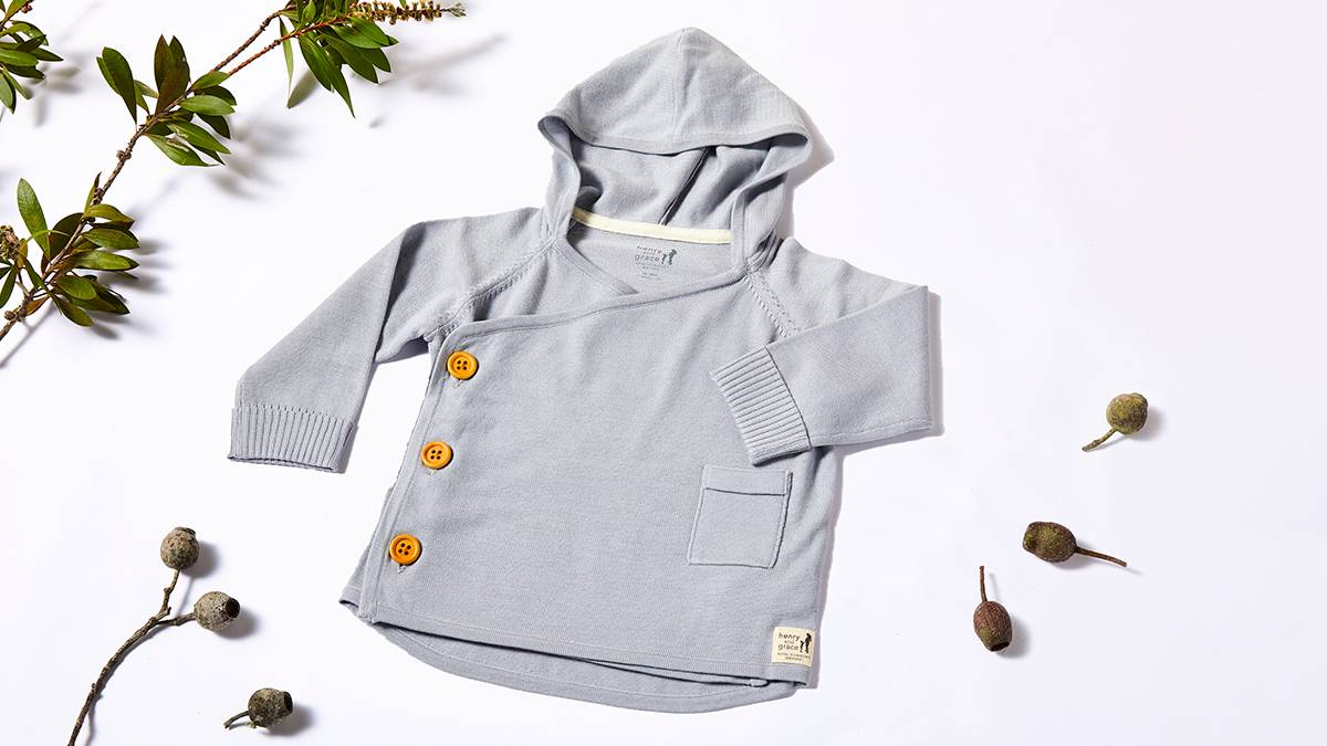 Henry and Grace's Boys Hoodie Jacket, $75.00