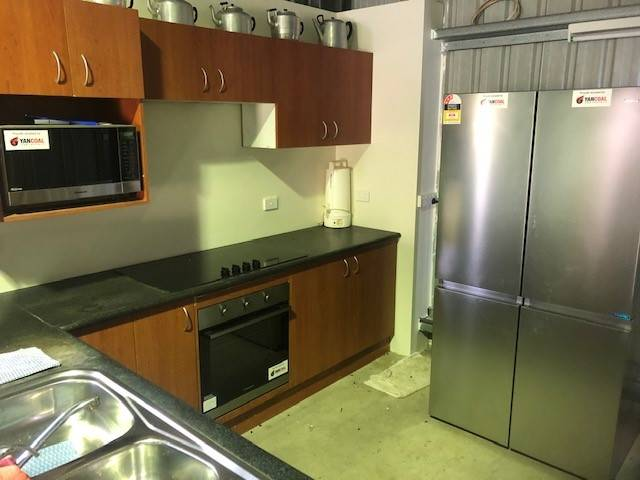 Upgrades kitchen at the Howes Valley RFS. Photo supplied.