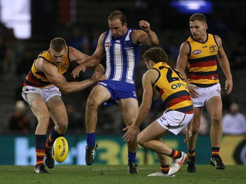 North Melbourne veteran Ben Cunnington's one-match AFL ban for rough conduct has been overturned.