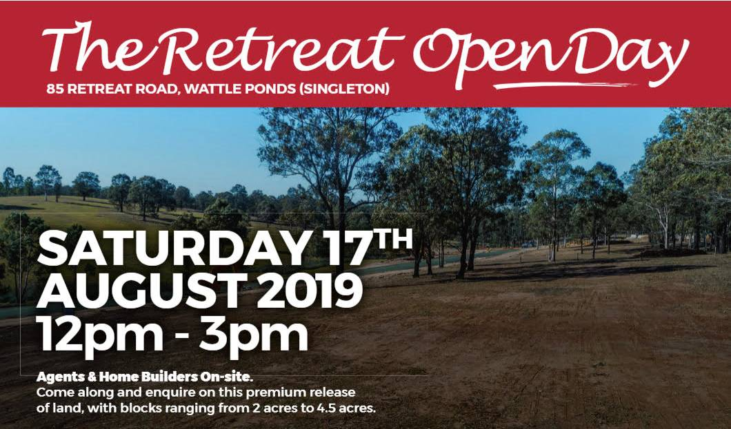 The Retreat Open Day