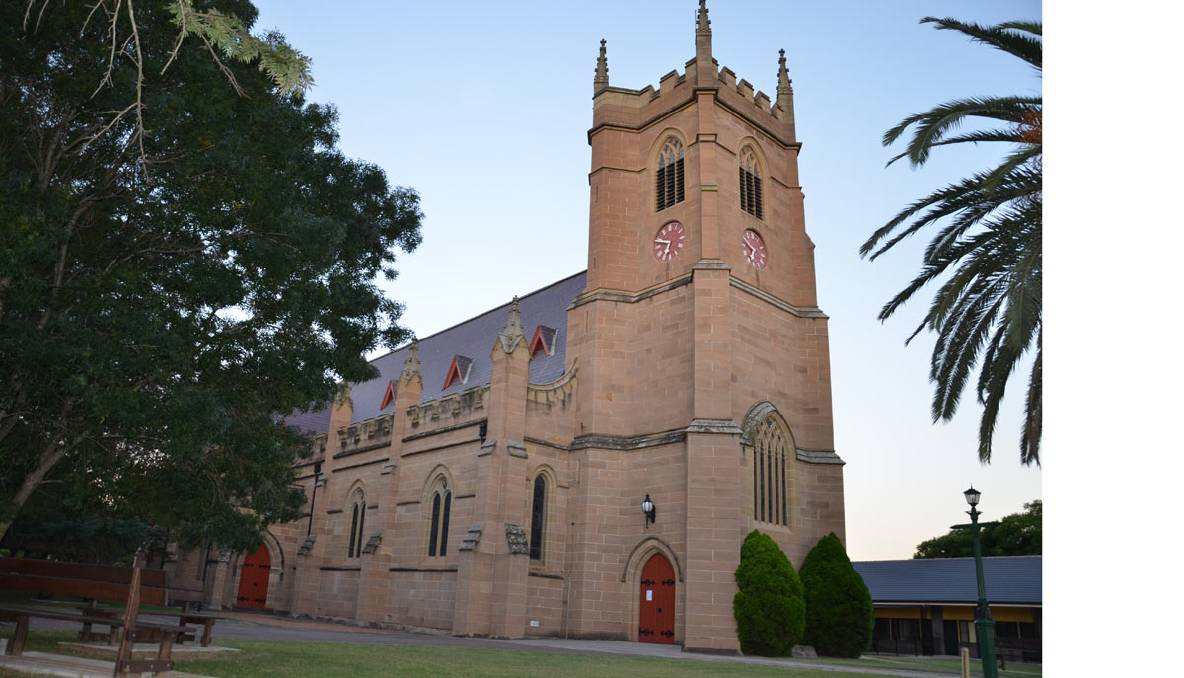 All Saints' Anglican Church will be celebrating its centenary on April 16.
